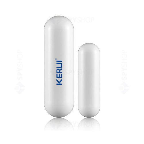 Kit alarma wireless Kerui KR-G19, 99 zone, 20 tag-uri, 100 m