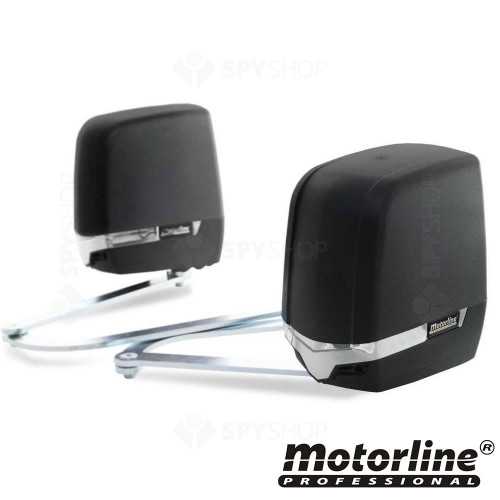Kit automatizare poarta batanta Motorline TELICA230, 200 Kg/canat, 2.5 m/canat, 380 W