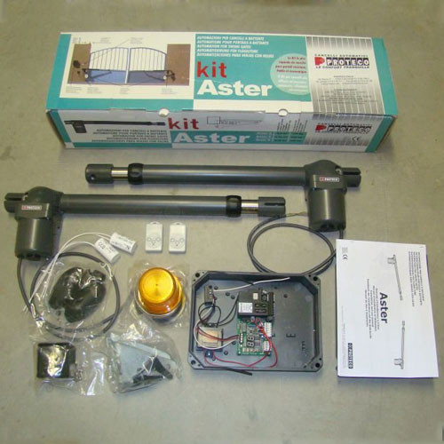Kit automatizare poarta batanta Proteco ASTER 3