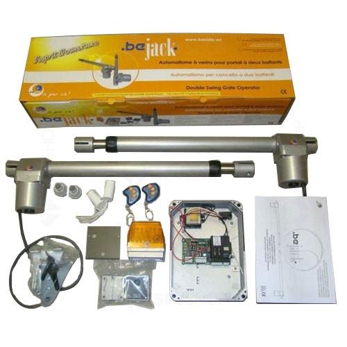 Kit automatizare poarta batanta Proteco BE JACK/220V, 2.5 m/canat