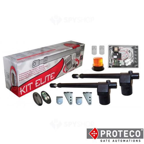 KIT automatizare poarta batanta Proteco KIT ELITE 4