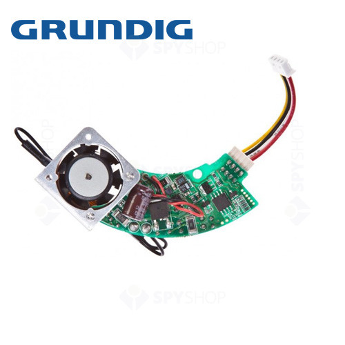 Kit cu incalzitor si ventilator Grundig GHT-24V
