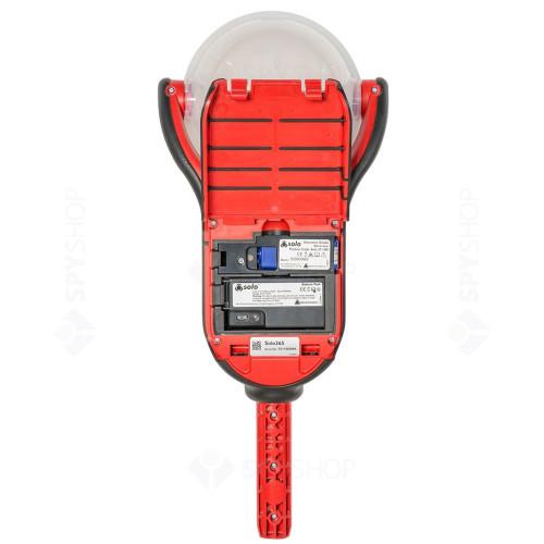 Kit tester detectori de fum SOLO909-001, 6 m