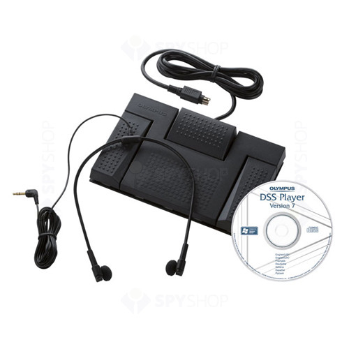 Kit transcriere Olympus DM-3 + AS-2400