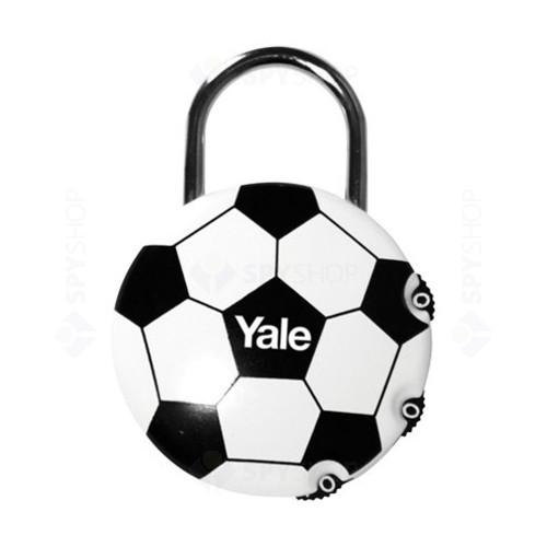 Lacat cu cifru YALE Y-FOOTBALL