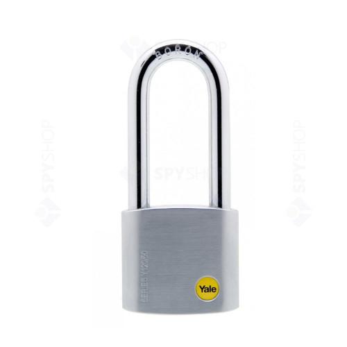 Lacat de alama cu veriga lunga YALE Y120/50/163/1, cheie, interior/exterior
