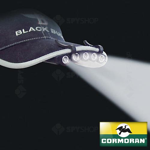 Lanterna cu prindere pe cozoroc Cormoran A8.85.45106