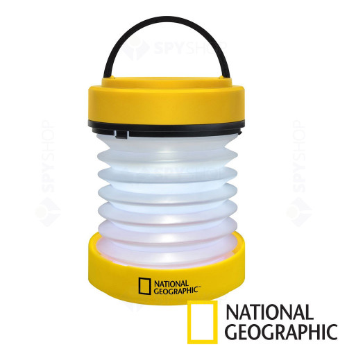 Lanterna LED 2 in 1 National Geographic 9107100