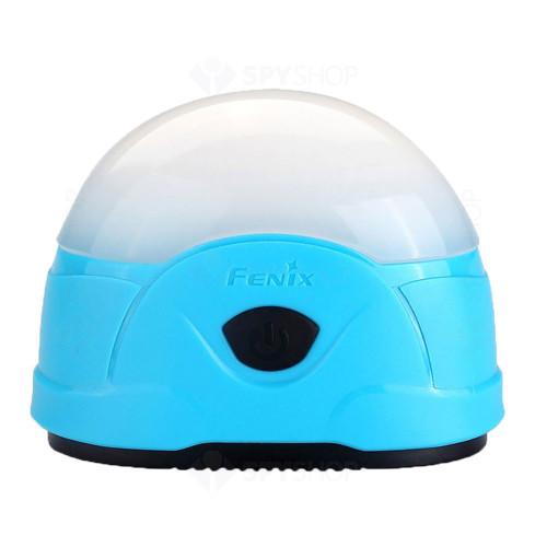Lanterna pentru camping Fenix CL20, 165 lumeni, 10 m, albastru
