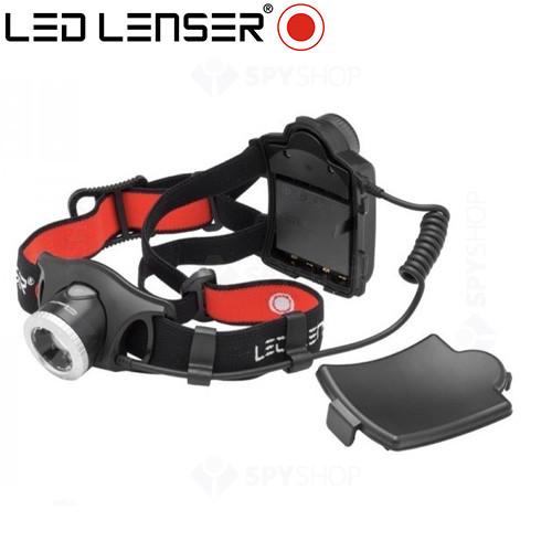 Lanterna profesionala pentru cap LED Lenser H7.2  - 250 Lumeni