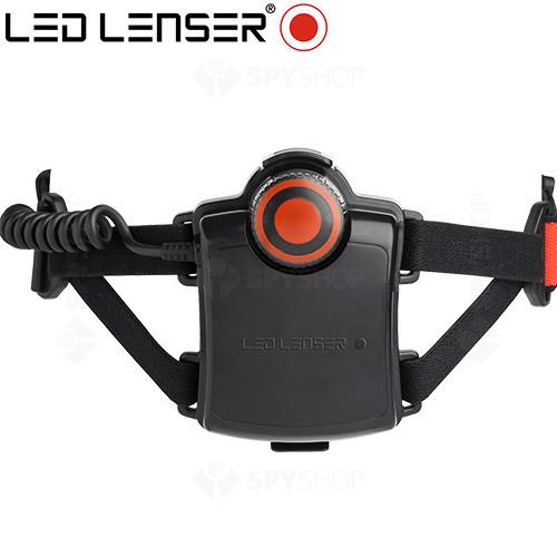 Lanterna profesionala pentru cap LED Lenser H7R.2  - 350 LUMENI
