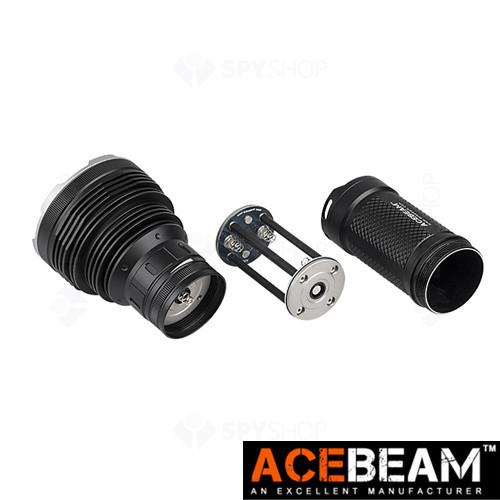 Lanterna profesionala Acebeam K60 - 5000 Lumeni