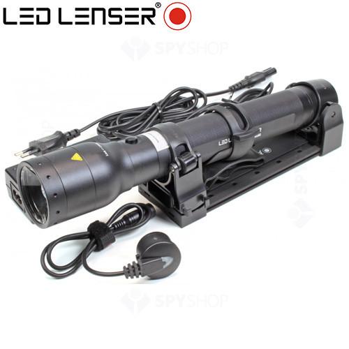 Lanterna profesionala LED LENSER P17R + Cutie - 400 Lumeni