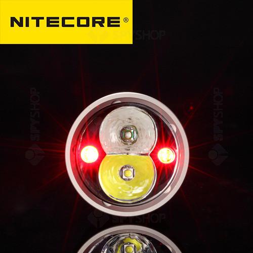 Lanterna profesionala Nitecore Chameleon CB6 - 440 Lumeni