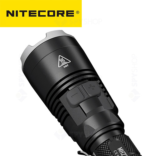 Lanterna profesionala Nitecore Hybrid MH27 - 1000 lumeni