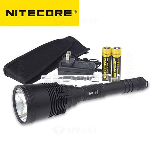 Lanterna profesionala Nitecore Hybrid MH41 - 2150 lumeni