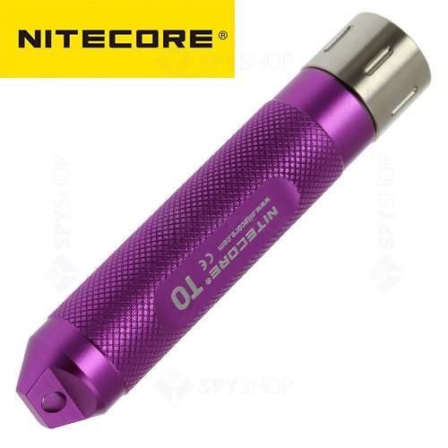 Lanterna profesionala Nitecore T0.ROZ - 12 lumeni