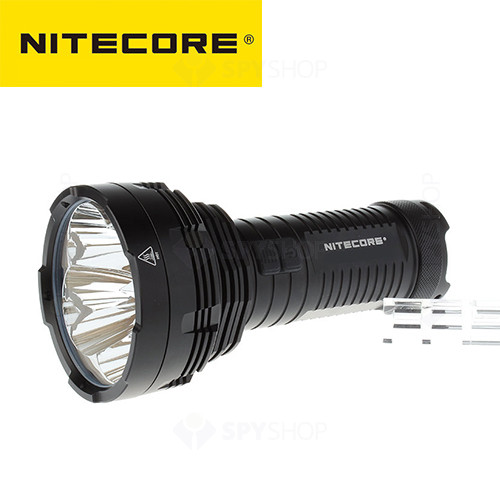 Lanterna profesionala Nitecore TM16GT - 3600 Lumeni