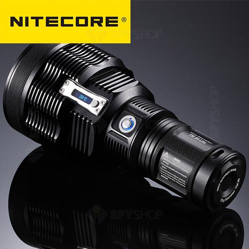 Lanterna profesionala Nitecore TM36 LITE - 1800 Lumeni