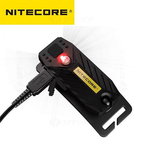 Lanterna profesionala pentru cap Nitecore T360 - 45 LUMENI