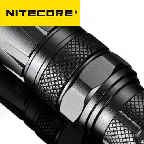 Lanterna profesionala tactica Nitecore Detective SRT5 - 750 Lumeni