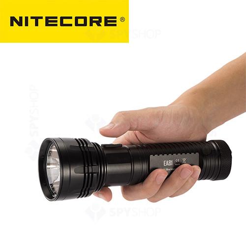 Lanterna profesionala tactica Nitecore EA81 - 2150 Lumeni