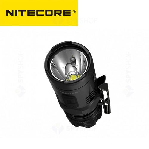 Lanterna profesionala tactica Nitecore EC11 - 900 Lumeni