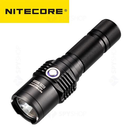 Lanterna profesionala tactica Nitecore EC25 - 960 Lumeni