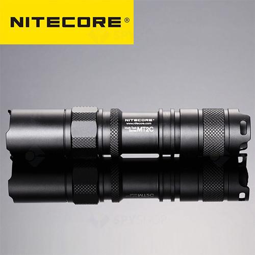 Lanterna profesionala tactica Nitecore MT2C - 390 Lumeni