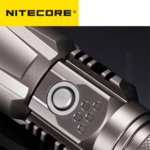 Lanterna profesionala tactica Nitecore P25 - 960 Lumeni