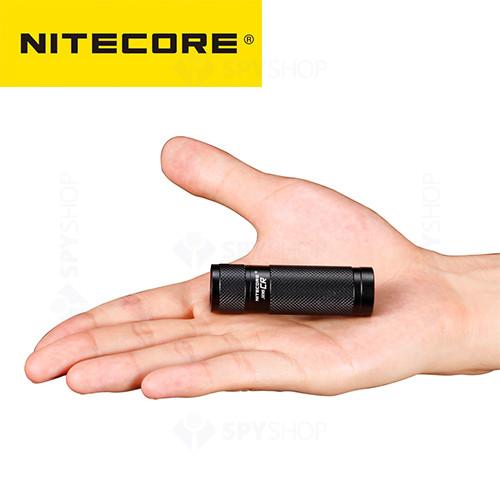 Lanterna profesionala tactica Nitecore SENSCR - 190 Lumeni