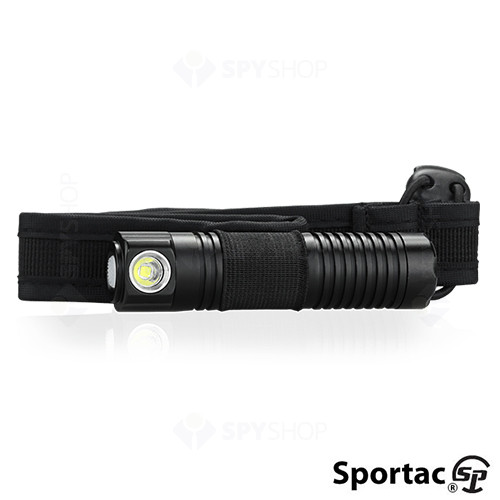 Lanterna profesionala tactica Sportac DH10LC2