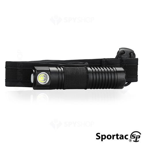 Lanterna profesionala tactica Sportac DH10LC2XP-L