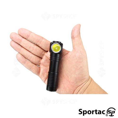 Lanterna profesionala tactica Sportac PH10LC2XP-L