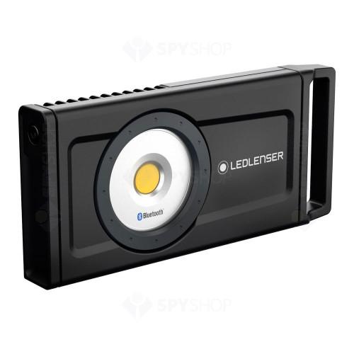 Lanterna reincarcabila multifunctionala Led Lenser IF8R, 4500 lumeni
