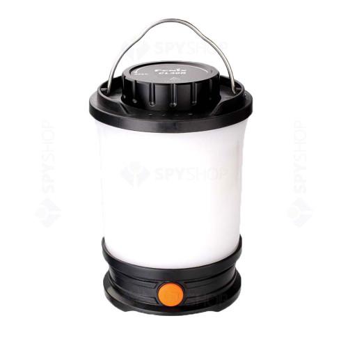 Lanterna reincarcabila pentru camping Fenix CL30R, 650 lumeni, 35 m, negru