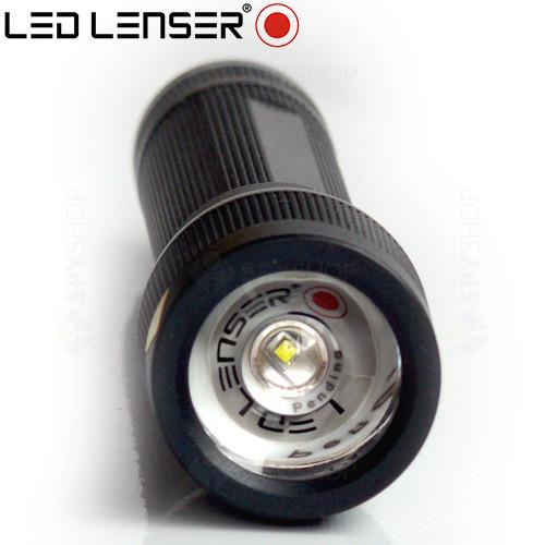 Lanterna profesionala LED Lenser L6 - 105 Lumeni