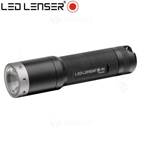 Lanterna profesionala LED Lenser M1 - 300 Lumeni