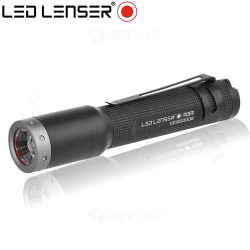 Lanterna profesionala LED Lenser M3R - 220 Lumeni