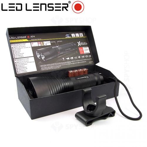 Lanterna profesionala LED LENSER X14 - 450 Lumeni