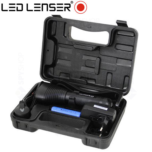 Lanterna profesionala LED LENSER X7R - 500 Lumeni