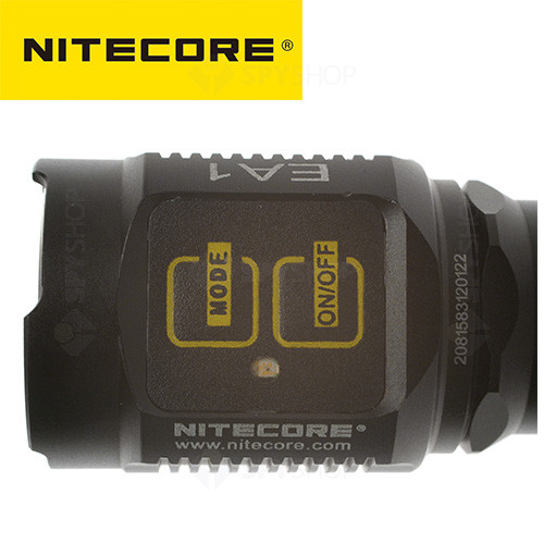 Lanterna profesionala Nitecore Explorer EA1 - 180 Lumeni