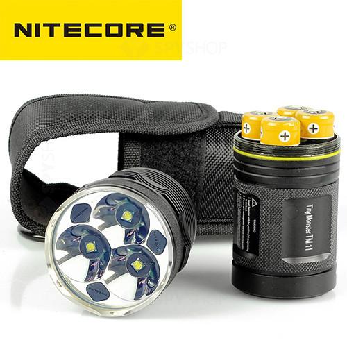 Lanterna profesionala Nitecore Tiny Monster TM11 - 2500 Lumeni