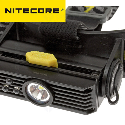 lanterna profesionala pentru cap Nitecore HC90 - 900 Lumeni