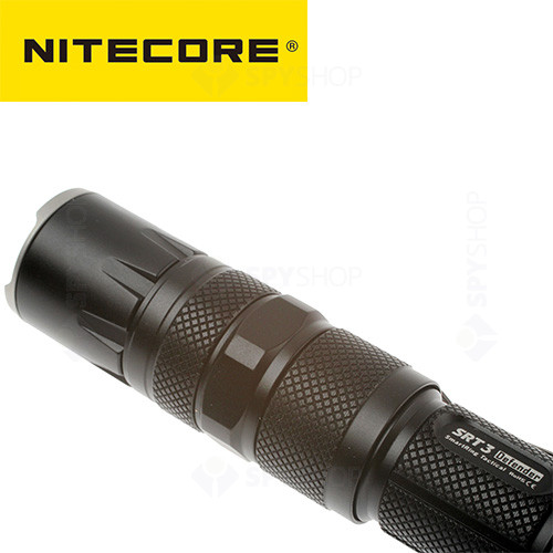 Lanterna profesionala tactica Nitecore Defender SRT3 - 550 Lumeni