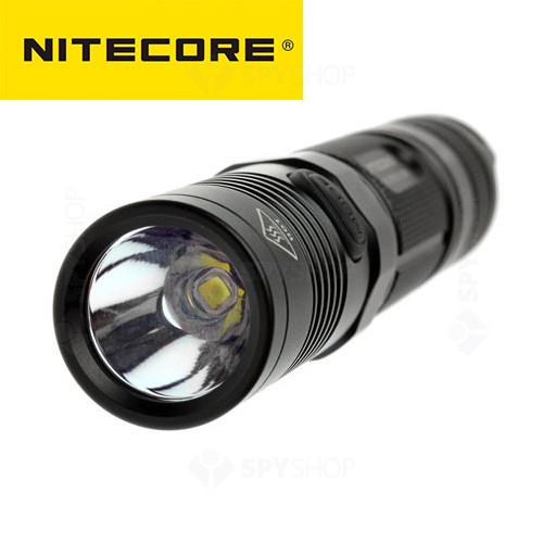 Lanterna profesionala tactica Nitecore Precise P12 - 950 Lumeni