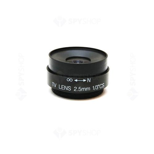 Lentila fixa de 2.5 mm LE2.5