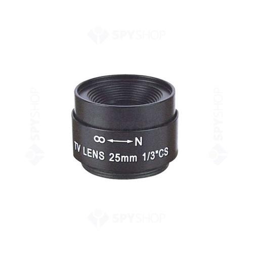 Lentila fixa de 25mm cu unghi de 11 grade IF-25