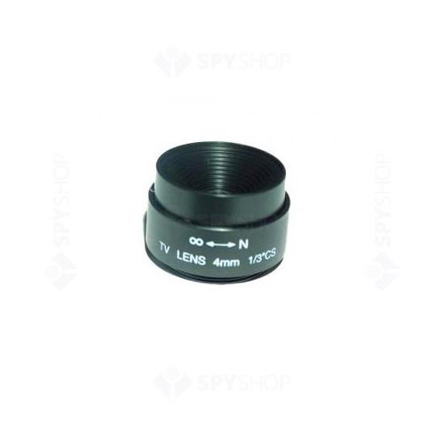 Lentila fixa de 4mm cu unghi de 78 grade IF-4