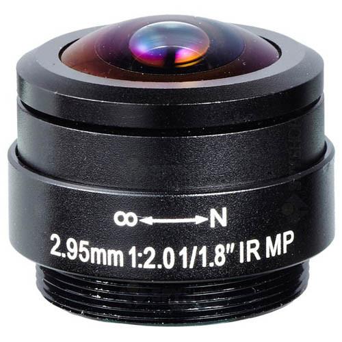 Lentila fixa megapixel Evetar M118F029520IR
